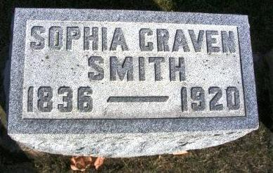 SMITH, SOPHIA - Madison County, Iowa   SOPHIA SMITH