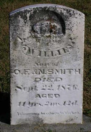 SMITH, WILLIAM O. (WILLIE) - Madison County, Iowa | WILLIAM O. (WILLIE) SMITH