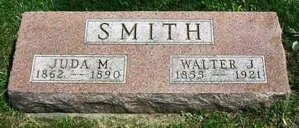 SMITH, JUDA M. - Madison County, Iowa | JUDA M. SMITH