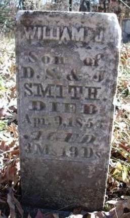 SMITH, WILLIAM J. - Madison County, Iowa | WILLIAM J. SMITH