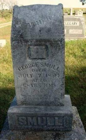 SMULL, GEORGE - Madison County, Iowa | GEORGE SMULL