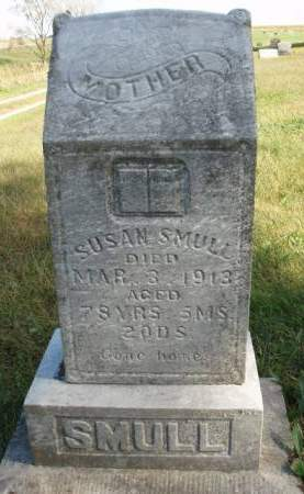 SMULL, MARY SUSAN - Madison County, Iowa | MARY SUSAN SMULL