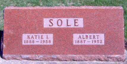 SOLE, KATIE IRENE - Madison County, Iowa | KATIE IRENE SOLE
