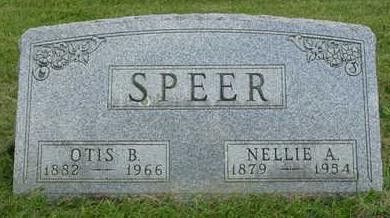 SPEER, OTIS BUFORD - Madison County, Iowa | OTIS BUFORD SPEER