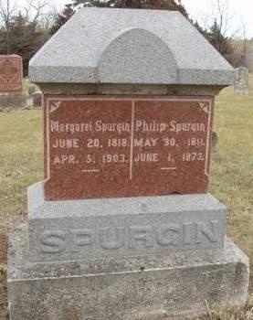SPURGIN, PHILIP M. - Madison County, Iowa | PHILIP M. SPURGIN