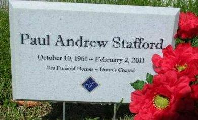 STAFFORD, PAUL ANDREW