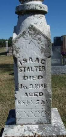 STALTER, ISAAC - Madison County, Iowa | ISAAC STALTER