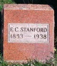 STANFORD, ERASTUS C. - Madison County, Iowa | ERASTUS C. STANFORD