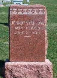 STANFORD, HANNAH JANE
