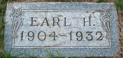 STANLEY, EARL HAROLD - Madison County, Iowa   EARL HAROLD STANLEY