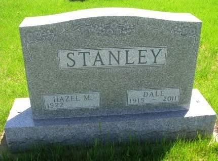 STANLEY, HAZEL M. - Madison County, Iowa | HAZEL M. STANLEY