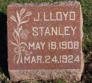 STANLEY, JAMES LLOYD - Madison County, Iowa | JAMES LLOYD STANLEY