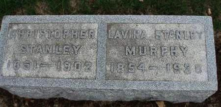 STANLEY, LAVINA - Madison County, Iowa | LAVINA STANLEY