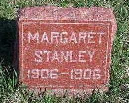 STANLEY, MARGARET - Madison County, Iowa   MARGARET STANLEY
