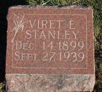 STANLEY, VIRET EMMANUEL - Madison County, Iowa | VIRET EMMANUEL STANLEY