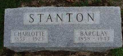 STANTON, CHARLOTTE M. - Madison County, Iowa | CHARLOTTE M. STANTON