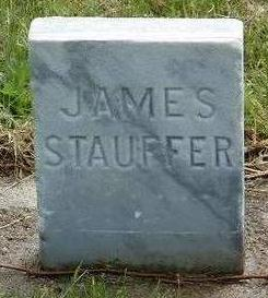 STAUFFER, JAMES A. - Madison County, Iowa | JAMES A. STAUFFER
