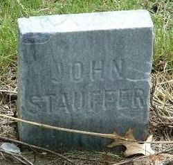 STAUFFER, JOHN - Madison County, Iowa | JOHN STAUFFER