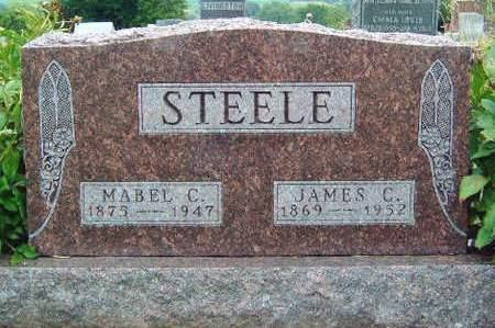 STEELE, JAMES CHARLES - Madison County, Iowa | JAMES CHARLES STEELE