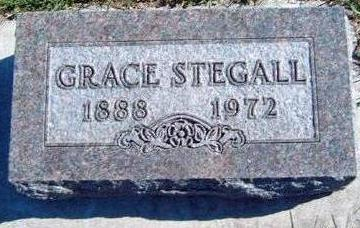 STEGALL, GRACE GLENN - Madison County, Iowa | GRACE GLENN STEGALL