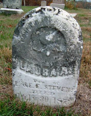 STEVENS, LAURA A. - Madison County, Iowa | LAURA A. STEVENS