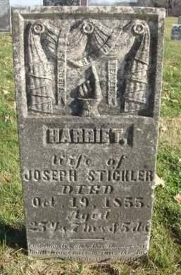 STICKLER, HARRIET - Madison County, Iowa | HARRIET STICKLER