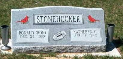 STONEHOCKER, KATHLEEN  C. - Madison County, Iowa | KATHLEEN  C. STONEHOCKER