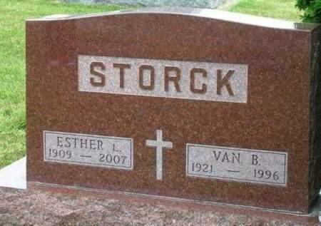 STORCK, ESTHER LENA - Madison County, Iowa | ESTHER LENA STORCK