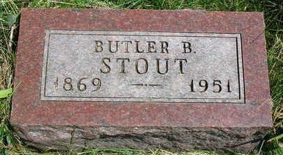 STOUT, BUTLER BIRD - Madison County, Iowa | BUTLER BIRD STOUT