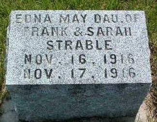 STRABLE, EDNA MAY - Madison County, Iowa | EDNA MAY STRABLE