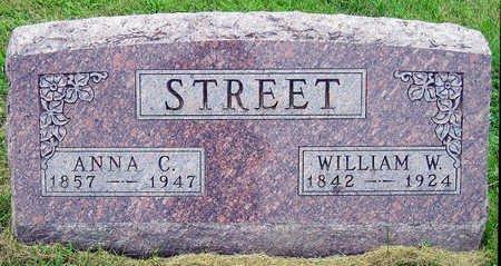 STREET, WILLIAM WALLACE - Madison County, Iowa   WILLIAM WALLACE STREET