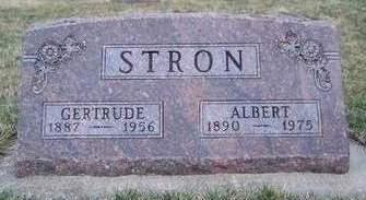 STRON, GERTRUDE IONE - Madison County, Iowa | GERTRUDE IONE STRON