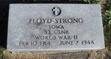 STRONG, FLOYD - Madison County, Iowa   FLOYD STRONG