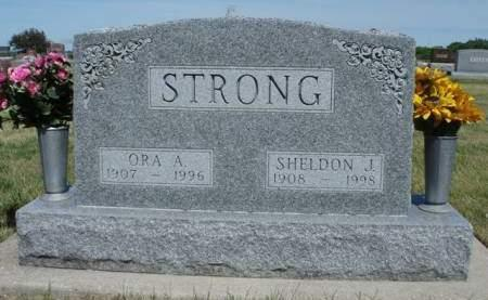 STRONG, ORA ADEL - Madison County, Iowa | ORA ADEL STRONG