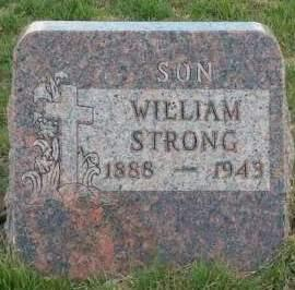STRONG, WILLLIAM H. - Madison County, Iowa | WILLLIAM H. STRONG