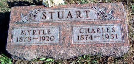 STUART, CHARLES JASPER - Madison County, Iowa | CHARLES JASPER STUART