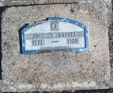 STUART, JOHN DANIEL - Madison County, Iowa | JOHN DANIEL STUART
