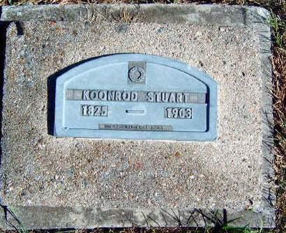 STUART, KOONROD - Madison County, Iowa | KOONROD STUART