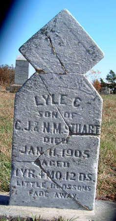 STUART, LYLE C - Madison County, Iowa | LYLE C STUART