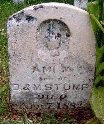 STUMP, AMI M. - Madison County, Iowa   AMI M. STUMP