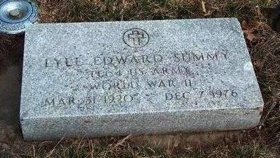 SUMMY, LYLE EDWARD - Madison County, Iowa | LYLE EDWARD SUMMY