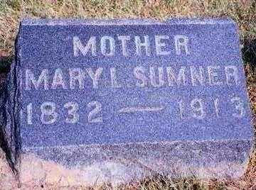 SUMNER, MARY L. - Madison County, Iowa | MARY L. SUMNER