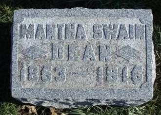 DEAN, SAMANTHA (MANTHA) - Madison County, Iowa | SAMANTHA (MANTHA) DEAN