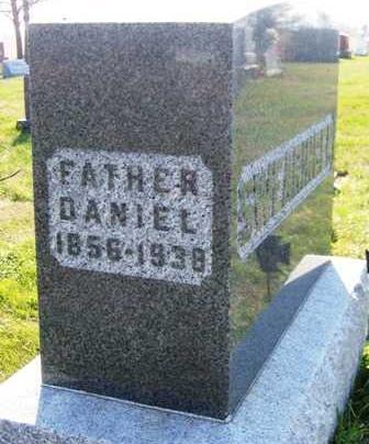 SWEARINGEN, DANIEL D. - Madison County, Iowa | DANIEL D. SWEARINGEN