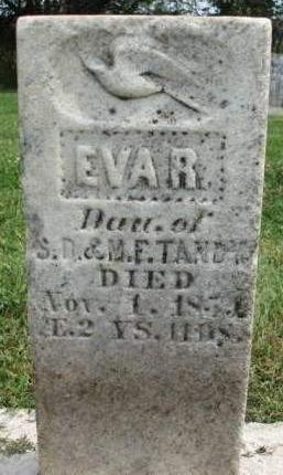 TANDY, EVA R. - Madison County, Iowa | EVA R. TANDY