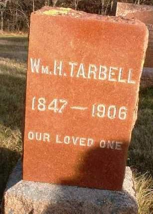 TARBELL, WILLIAM H. - Madison County, Iowa | WILLIAM H. TARBELL