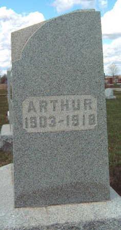TAYLOR, ARTHUR JOHN - Madison County, Iowa | ARTHUR JOHN TAYLOR