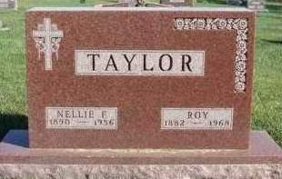 TAYLOR, NELLIE FRANCES - Madison County, Iowa | NELLIE FRANCES TAYLOR