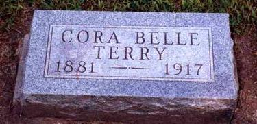 TERRY, CORA BELLE - Madison County, Iowa | CORA BELLE TERRY