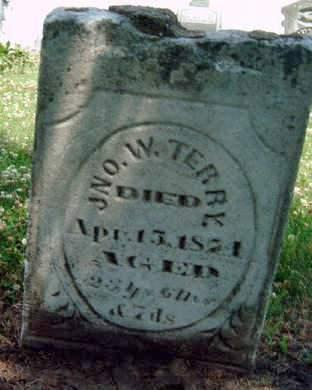 TERRY, JOHN W. - Madison County, Iowa | JOHN W. TERRY